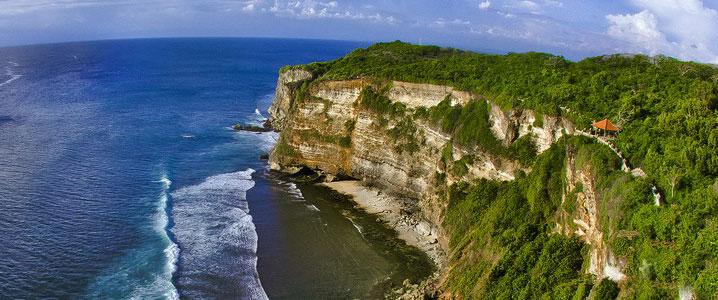 巴厘岛乌鲁瓦图情人崖 Uluwatu
