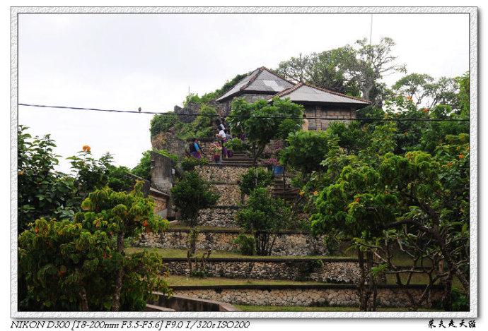 巴厘岛情人崖和乌鲁瓦图神庙游记
