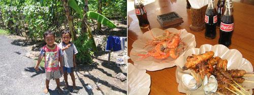 巴厘岛金银岛(Nusa Ceningan)一日游