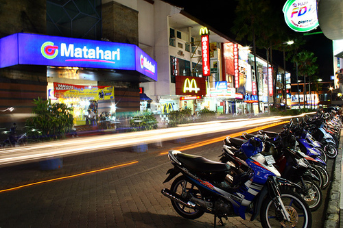 巴厘岛库塔太阳百货(Matahari in Kuta)