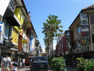 巴厘岛购物攻略