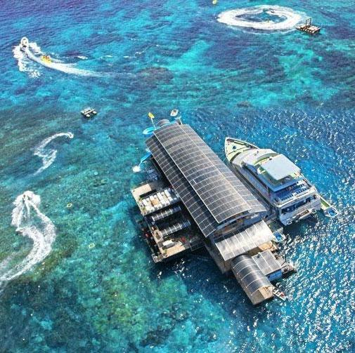 巴厘岛 Quick Silver 爱之船(银快号\银色爱之船)