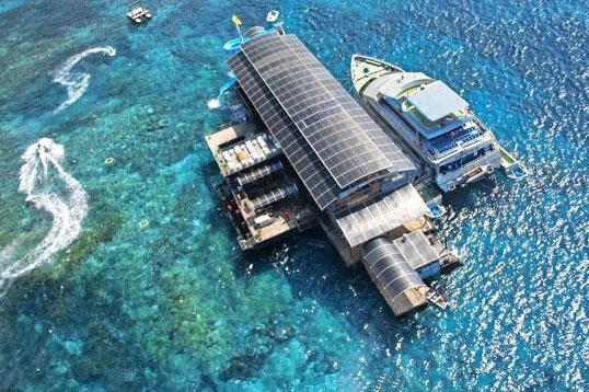 巴厘岛自由行乘坐银快号爱之船(Quick silver)到潘尼达岛(Nusa Penida)出海一日游预订