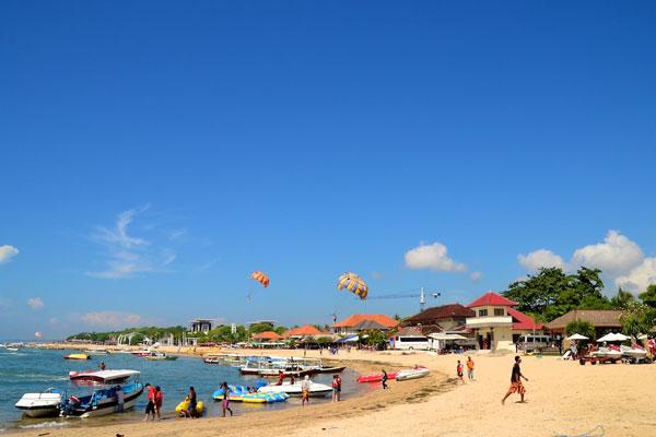 巴厘岛南湾水上活动中心(南湾海滩 Pantai Taniung Benoa)