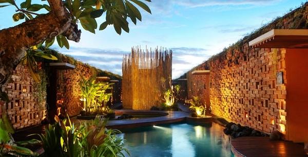 巴厘岛Spa预订:巴厘岛 Taman Air Spa 库塔水之恋豪华水疗馆代理预定