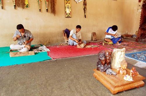 巴厘岛游记:去乌布马斯木雕村看传统木雕5.jpg