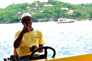 巴厘岛自由行之黄色爱之船蓝梦岛一日游视频游记 Bounty Cruise Lembongan