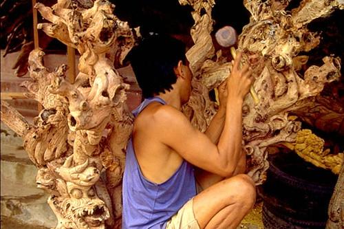 巴厘岛游记:去乌布马斯木雕村看传统木雕6.jpg