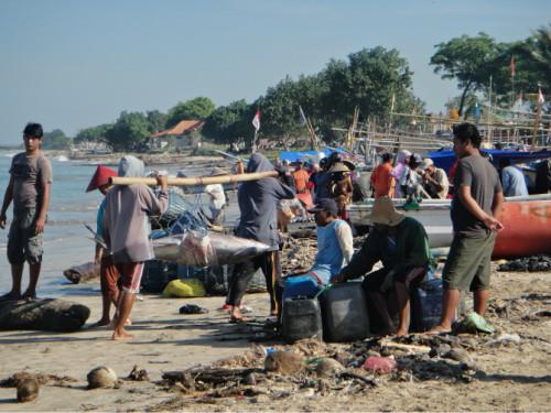 巴厘岛游记:海鲜控的天堂,金巴兰海鲜市场!9.JPEG