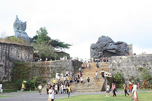 巴厘岛神鹰广场(Garuda Wisnu Kencana)