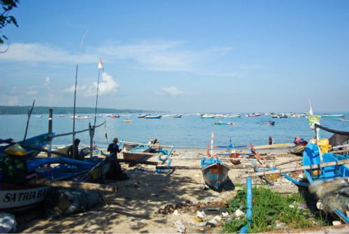 巴厘岛游记:海鲜控的天堂,金巴兰海鲜市场!11.JPEG