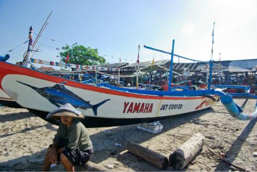 巴厘岛游记:海鲜控的天堂,金巴兰海鲜市场!5.JPEG