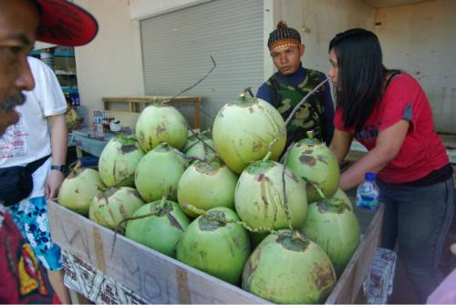 巴厘岛游记:海鲜控的天堂,金巴兰海鲜市场!34.JPEG