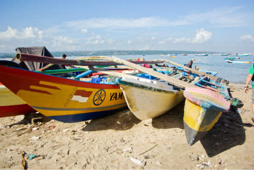 巴厘岛游记:海鲜控的天堂,金巴兰海鲜市场!