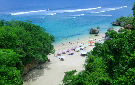 Padang Padang 海滩 / 巴东海滩( Padang Padang Beach).jpg
