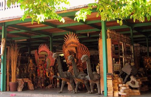 巴厘岛游记:去乌布马斯木雕村看传统木雕13.jpg