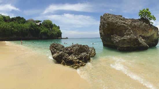 Padang Padang 海滩 / 巴东海滩( Padang Padang Beach)