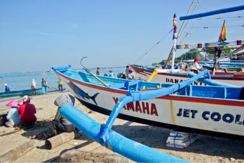 巴厘岛游记:海鲜控的天堂,金巴兰海鲜市场!13.JPEG