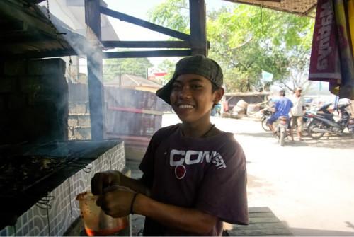 巴厘岛游记:海鲜控的天堂,金巴兰海鲜市场!29.JPEG