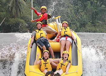 巴厘岛T河漂流游记——没想到,我还行!