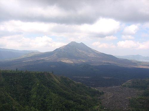 金塔马尼火山(Kintamani)