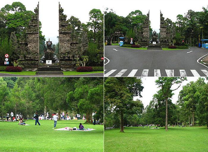 百度库植物园(KEBUN RAYA BALI)