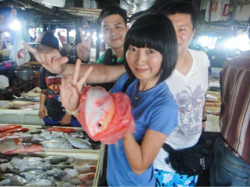 巴厘岛游记:海鲜控的天堂,金巴兰海鲜市场!28.JPEG