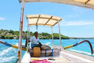 巴厘岛自助游蓝梦岛浮潜环岛一日游 浮潜+红树林+地下屋+海藻农场