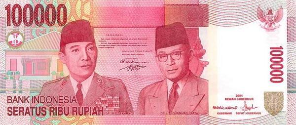 巴厘岛自由行货币兑换攻略:印尼盾卢比(Rupiah)介绍