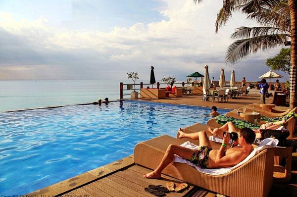 巴厘岛梦幻海滩(Dreamland Beach)