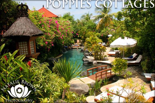 巴厘岛波比酒店 Poppies Bali Kuta Villa