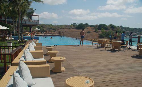 巴厘岛新库塔海滩及Klapa New Kuta Beach and Klapa 会所俱乐部