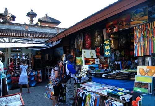 巴厘岛购物攻略和巴厘岛特产