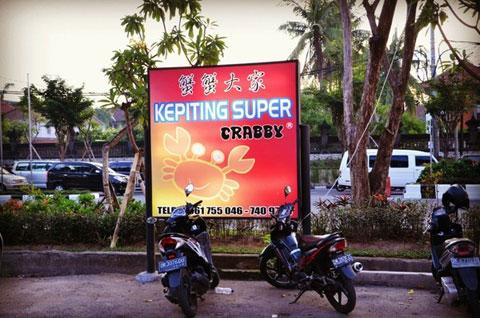 Kepiting Super