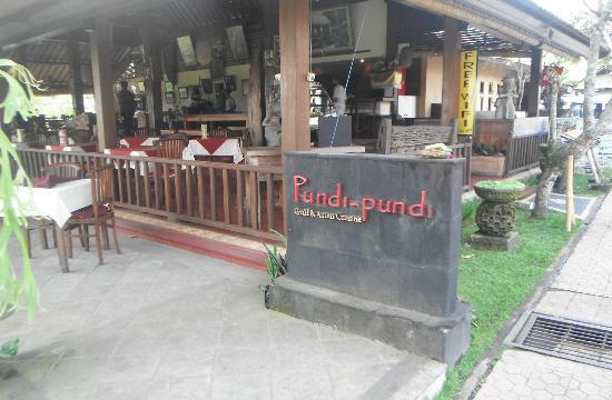 PUNDI-PUNDI 乌布Pundi Pundi烤猪排餐厅