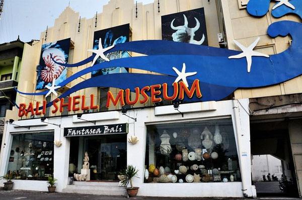 巴厘岛贝壳博物馆 Bali Shell Museum