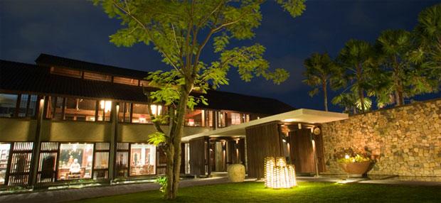 巴厘岛美食攻略之Metis Restaurant and Gallery法式餐厅