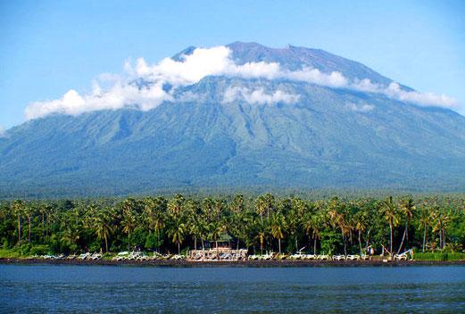阿贡火山(Gunung Agung)