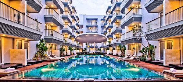 EDEN Hotel Kuta Bali 巴厘岛库塔伊甸园酒店