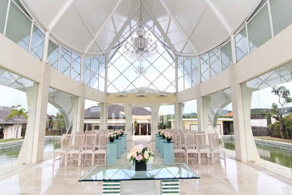 巴厘岛婚礼悬崖教堂—— Ritual Chapel 瑞秋教堂