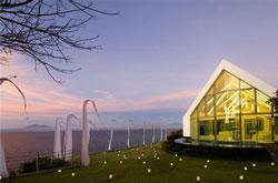 巴厘岛Ayana阿雅娜酒店玻璃教堂——AYANA TRESNA教堂游记