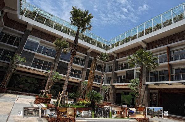 TS Suites Bali & Villas 巴厘岛TS套房别墅酒店