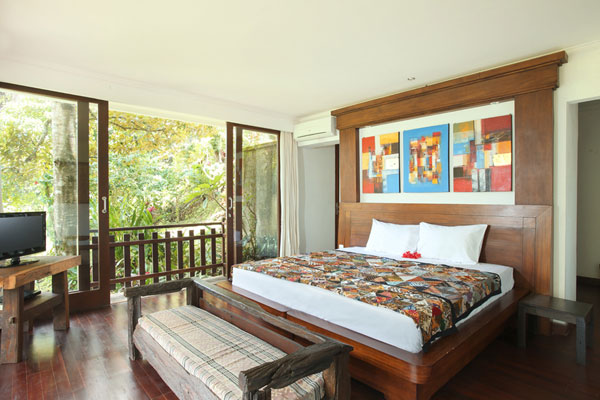 2Abing Terrace Resort - Retreat Centre 阿冰梯田度假酒店及疗养中心(乌布阿宾露台酒店)