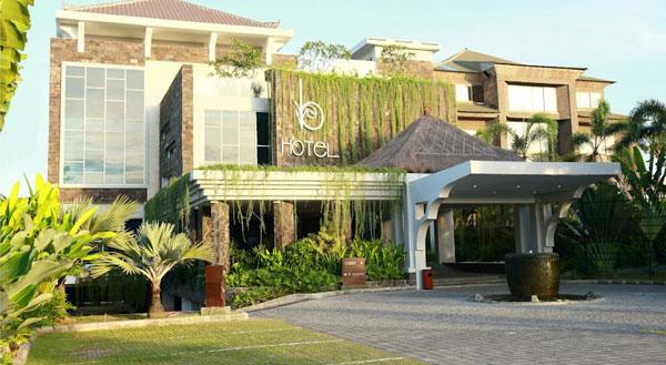 B Hotel Bali & Spa 巴厘岛B酒店