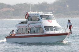 巴厘岛自由行 蓝梦岛船票 蓝梦岛Rocky Fast Boat快艇快船往返船票 含酒店接送代理预定