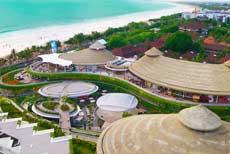 Beach Walk Bali 巴厘岛库塔商场百货购物中心Beachwalk Mall