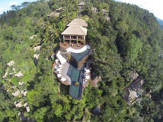 Hanging Gardens Ubud Bali 巴厘岛乌布空中花园酒店