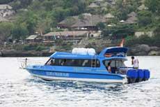巴厘岛旅游代理 蓝梦岛出海一日游 Bali Tjendana Adventures 海底漫步+浮潜+摩托艇+独木舟+香蕉船+玻璃底船