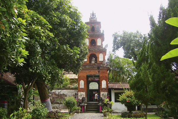 Puri Agung Karangasem 巴厘岛卡朗阿森皇宫