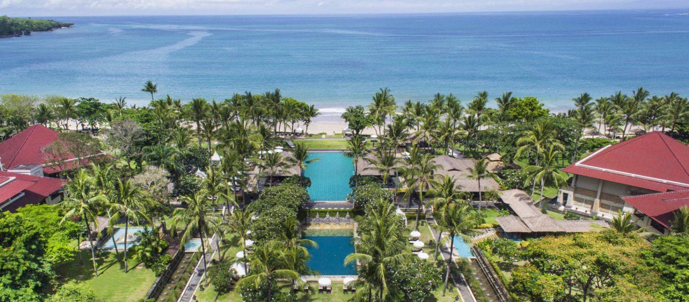 巴厘岛金巴兰洲际酒店私人海滩